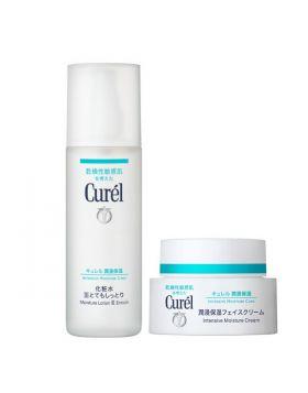 Curel(キュレル) 化粧水3 とてもしっとり 150mL+潤浸保湿フェイスクリーム 40g 花王