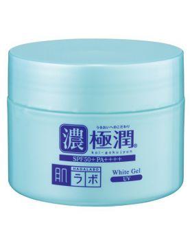 肌研(ハダラボ) 極潤 UVホワイトゲル 90g SPF50+ PA++++ ロート製薬