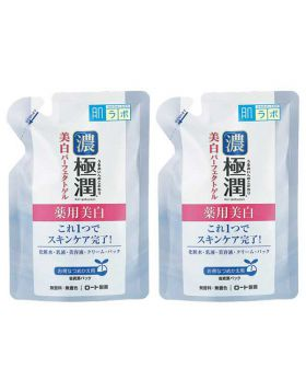 肌研(ハダラボ) 極潤 美白パーフェクトゲル 詰替 80g×2個 ロート製薬