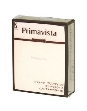 花王 SOFINA Primavista(ソフィーナ プリマヴィスタ) コンパクトケース〈フェイスパウダー用〉