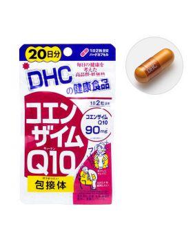 DHC(ディーエイチシー) コエンザイムQ10 包接体 20日分 40粒 サプリメント