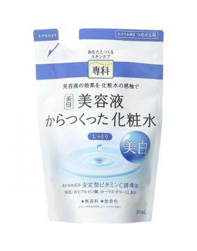 専科 美容液からつくった化粧水 しっとり 詰替用 180mL 資生堂