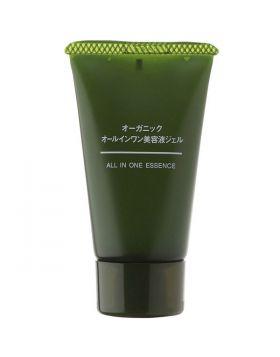無印良品 オーガニックオールインワン美容液ジェル(携帯用) 30g 5252459 良品計画