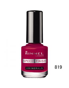 RIMMEL(リンメル) スピーディフィニッシュ #819
