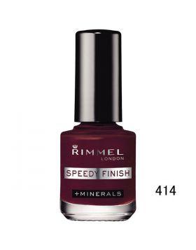 RIMMEL(リンメル) スピーディフィニッシュ #414