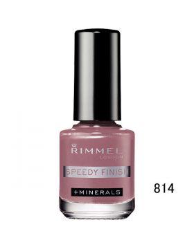 RIMMEL(リンメル) スピーディフィニッシュ #814