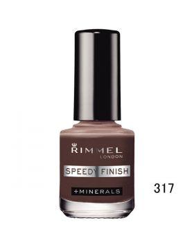 RIMMEL(リンメル) スピーディフィニッシュ #317