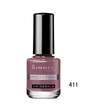 RIMMEL(リンメル) スピーディフィニッシュ #411