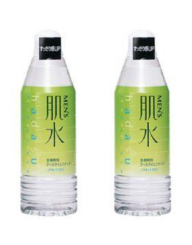 メンズ肌水 ボトル 400ml×2個  資生堂