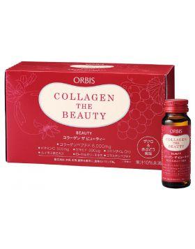 ORBIS(オルビス) コラーゲン ザ ビューティ(ザクロ&赤ぶどう風味) 1箱(10本入)